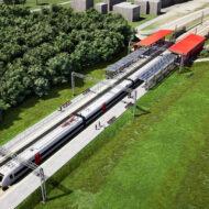 Aż 11 firm z całej Polski zainteresowanych elektryfikacją linii PKM i budową nowego przystanku Gdańsk Firoga